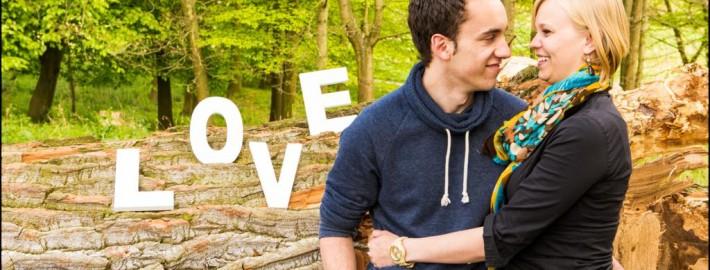 Loveshoot Bruidsfotograaf-eindhoven van Martijn & Loes