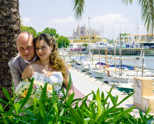 After-wedding Mallorca