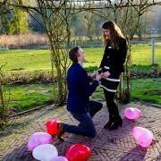 Huwelijksaanzoek, Valentijnsdag, Valkenburg