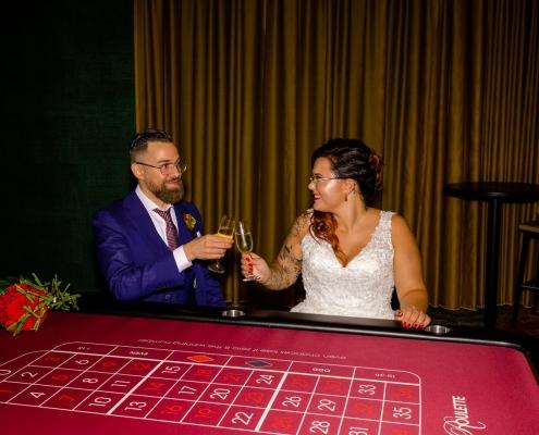 Trouwfotograaf Holland Casino