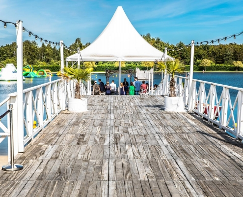 Trouwfotograaf Beachclub Degreez